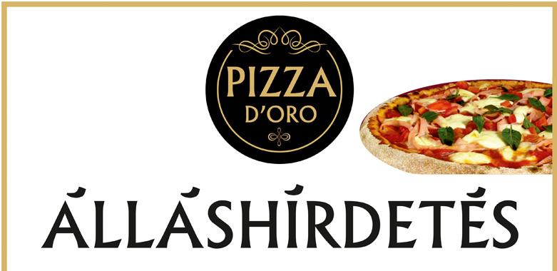 Álláshirdetés – Fagyasztott pizzákat gyártó üzembe
