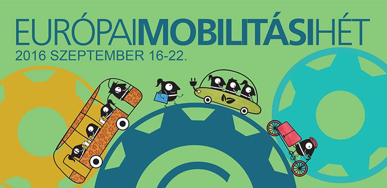 Mobilitási hét 2016