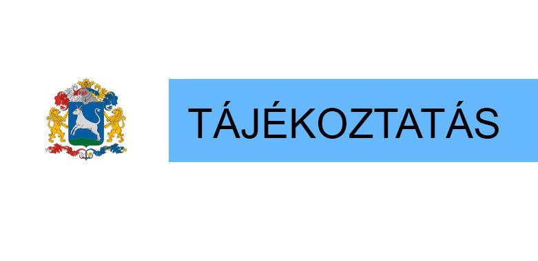 TÁJÉKOZTATÁS – HVI – Tájékoztatás a kormányablakok rendkívüli ügyfélfogadási rendjéről