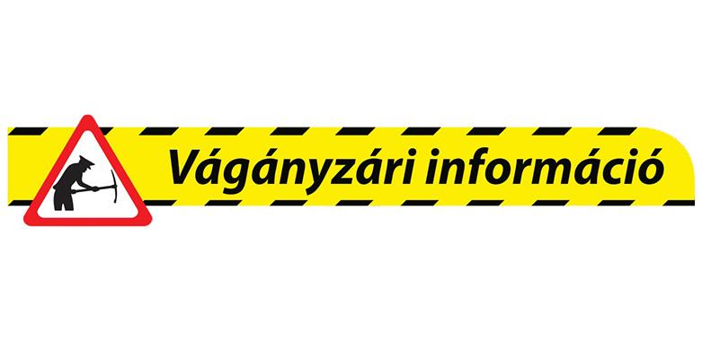 Vágányzári információ – Püspokladány – Debrecen – Hajdúsámson – Nyírbátor, illetve Mátészalka állomások között vonatpótló