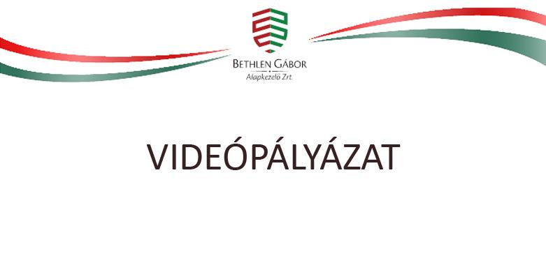 Videópályázat