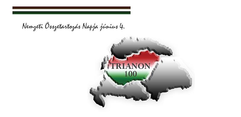 Emlékezzünk együtt a 100 éves Trianoni évfordulóra!