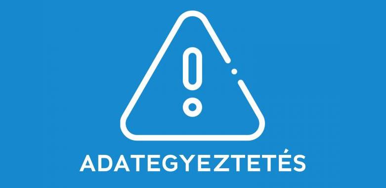 HIRDETMÉNY – Adategyeztetés – Czinege Orbánné